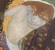 Gustav Klimt Danae (mk12) oil painting picture wholesale
