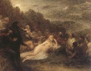 Henri Fantin-Latour Helen (mk19) oil painting picture wholesale