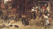 James Tissot The Return of the Prodigal Son (nn01) oil painting picture wholesale