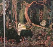 Jan Toorop The Young Generation (mk19) oil painting picture wholesale