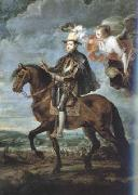 Peter Paul Rubens Philip II on Horseback (df01) oil painting picture wholesale