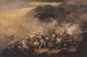 Pjotr Michalovski The Battle of Somosierra (mk22) oil painting picture wholesale