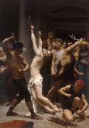 Adolphe William Bouguereau The Flagellation of Christ (mk26) oil painting picture wholesale