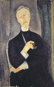 Amedeo Modigliani Roger Dutilleul (mk39) Sweden oil painting artist