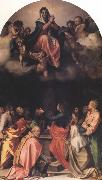 Andrea del Sarto Assumption of the Virgin (nn03) oil painting picture wholesale