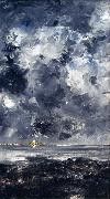 August Strindberg The City (nn02 oil painting picture wholesale