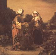 Barent fabritius The Expulsion of Hagar and Ishmael (mk33) oil painting picture wholesale