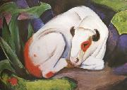 Franz Marc The Steer (mk34) oil painting picture wholesale