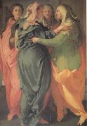 Jacopo Pontormo The Visitation (nn03) oil painting picture wholesale