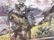 Lovis Corinth Walchensee,View of the Wetterstein (nn02) oil painting picture wholesale