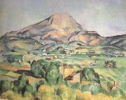 Paul Cezanne Mont Sainte-Victoire (nn03) oil painting picture wholesale