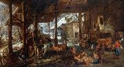Peter Paul Rubens Winter (mk25) oil painting picture wholesale