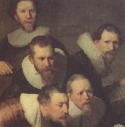 REMBRANDT Harmenszoon van Rijn Detail of  The anatomy Lesson of Dr Nicolaes tulp (mk33) oil painting picture wholesale