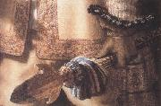 REMBRANDT Harmenszoon van Rijn Detail of The Nightwatch (mk33) oil painting picture wholesale