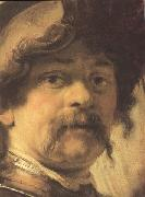 REMBRANDT Harmenszoon van Rijn Details of The Standard-earer (mk33) oil painting picture wholesale