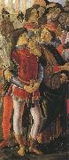 Sandro Botticelli Adoation of the Magi (mk36) oil painting picture wholesale