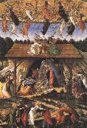 Sandro Botticelli Mystic Nativity (mk36) oil painting picture wholesale