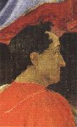 Sandro Botticelli Mago wearing a red mantle (mk36) oil painting picture wholesale