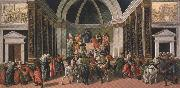 Sandro Botticelli Stories of Virginia (mk36) oil painting picture wholesale