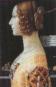 Sandro Botticelli Domenico Ghirlandaio,Portrait of Giovanna Tornabuoni (mk36) oil painting picture wholesale