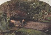 Sir John Everett Millais Ophelia (mk28) oil painting picture wholesale