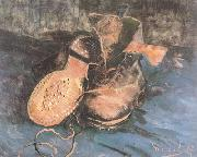 Vincent Van Gogh A Pair of Shoes (nn04) oil painting picture wholesale