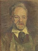 Vincent Van Gogh Portrait of Pere Tanguy (nn04) oil painting picture wholesale