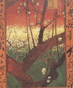 Vincent Van Gogh japonaiserie:Flowering Plum Tree (nn04) oil painting picture wholesale