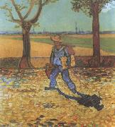 Vincent Van Gogh The Painter on His way to Work (nn04) oil painting picture wholesale
