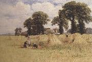 William e.harris HarveTime,Dorney,Near Windsor (mk37) oil painting artist