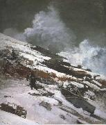Winslow Homer Winter Coast (mk44) oil painting picture wholesale