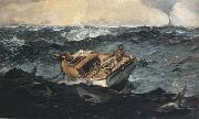 Winslow Homer The Gulf Stream (mk44) oil painting picture wholesale