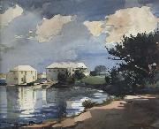 Winslow Homer Salt Kettle :Bermuda (mk44) oil painting picture wholesale