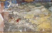 Ambrogio Lorenzetti Life in the Country oil painting picture wholesale