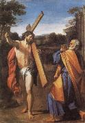 Annibale Carracci Domine,quo vadis oil painting picture wholesale
