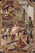 Anton Raphael Mengs Allegory of History oil painting artist
