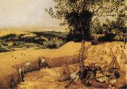 BRUEGHEL, Pieter the Younger The Corn Harvest oil painting picture wholesale