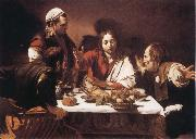 Caravaggio The Supper at Emmaus oil painting picture wholesale