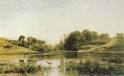 Charles Francois Daubigny Landscape at Gylieu oil painting picture wholesale
