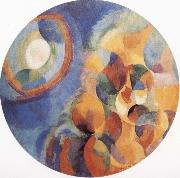 Delaunay, Robert Simulaneous Contrasts Sun and Moon oil painting picture wholesale
