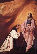 Francisco de Zurbaran Vision of Brother Andres Salmeron oil painting picture wholesale