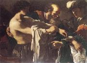 GUERCINO The Return of the Prodigal Son oil painting picture wholesale