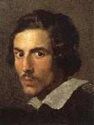 Giovanni Lorenzo Bernini Self-Portrait as a Youth oil painting artist