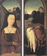 Hans Memling Recreation by our Gallery oil painting picture wholesale