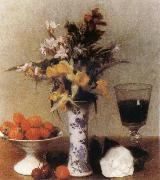 Henri Fantin-Latour Still Life oil painting picture wholesale
