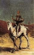 Honore Daumier Don Quixote oil painting picture wholesale