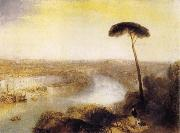 J.M.W. Turner Rome from Mount Aventine oil painting picture wholesale