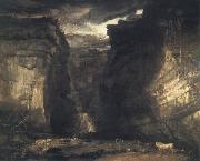James Ward Gordale Scar oil painting picture wholesale