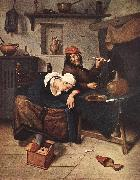 Jan Steen The Drinker oil painting