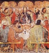 Jaume Huguet Last Supper oil painting picture wholesale